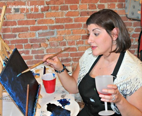 CT BYOB painting party