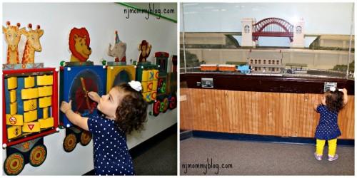 NJ trains for kids