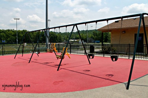 handicapped accessible playgrounds