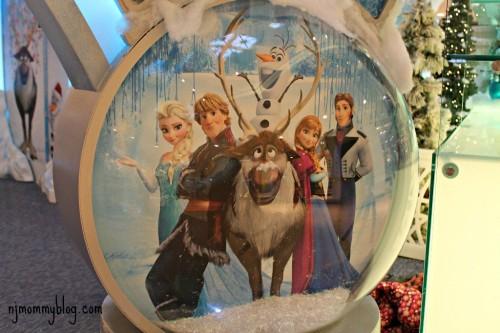 Holidays 2014 Frozen Ice Palace