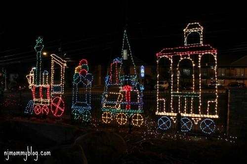 Nj christmas lights for kids