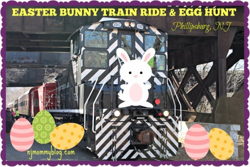 Fun Train rides for kids nj