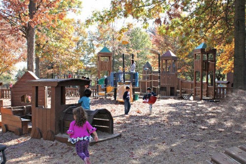 union county playgrounds