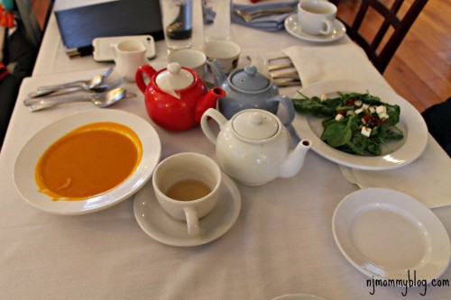 Best restaurants for tea nj