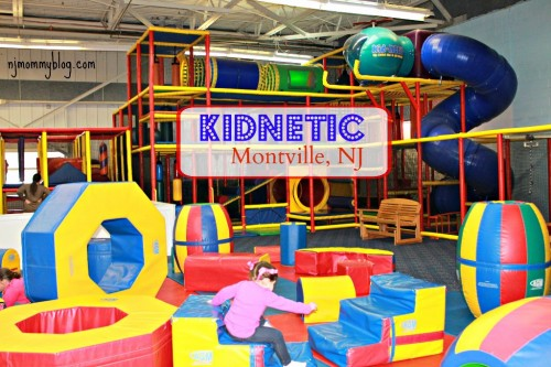 kidneticnj indoor playground