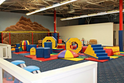 kids play spaces nj