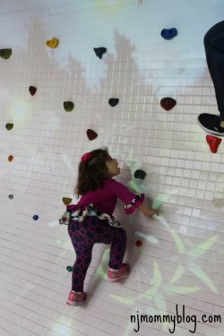 kids rock climbing nj