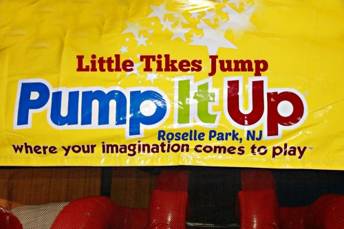 pump it up field trips