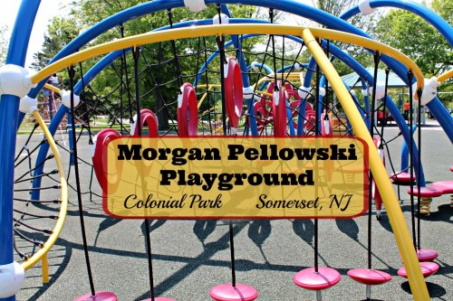 Morgan Pellowski Playground