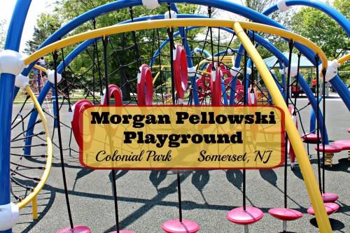 Morgan Pellowski Playground