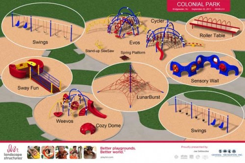 Morgan Pellowski Playground Equipment
