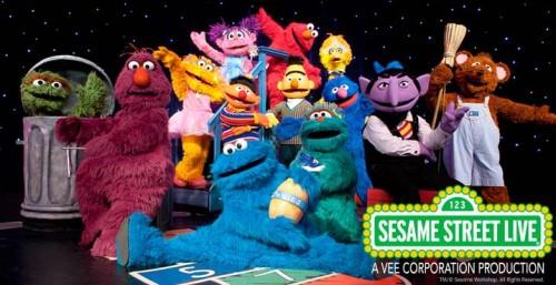 "Sesame Street Live ""Elmo Makes Music"" Photo Courtesy of VStar Entertainment"