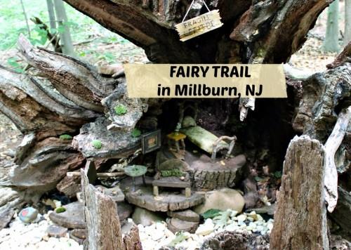 millburn nj fairy trail